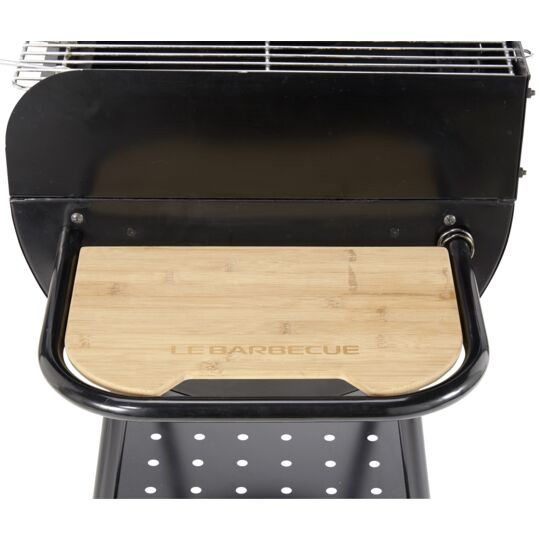 Barbecue charbon CR 600 sur chariot