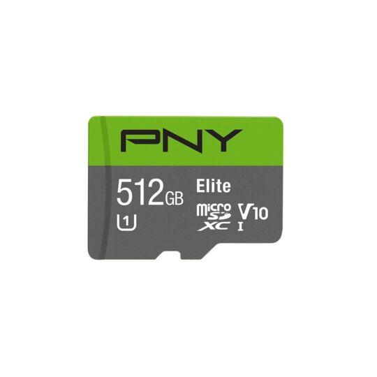 Carte mémoire Micro SDXC Elite 256 Go - P-SDU256V11100E