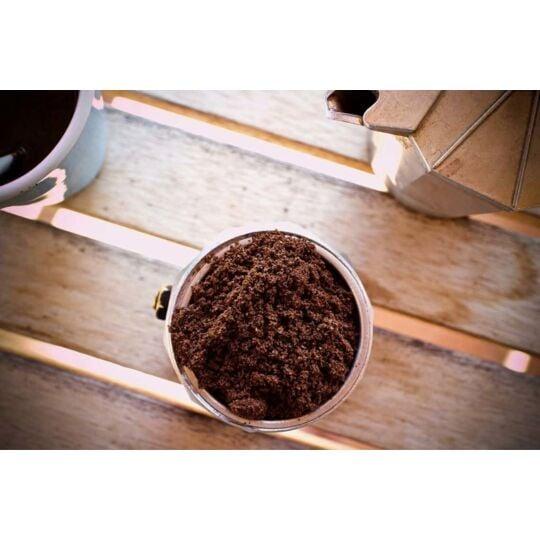 Café Moka Moulu D'ethiopie Grand Cru Bio & Équitable - 1 Kg - Hecosfair HECOSFAIR