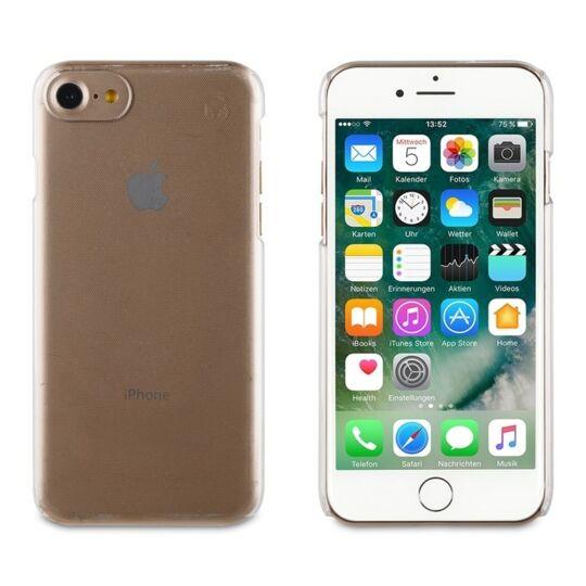 Coque de protection Recycletek pour iPhone 6/6S/7/8 - MCBKC0036 - Transparent à Prix Carrefour