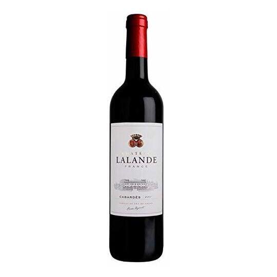 Château Lalande vin rouge AOP Cabardes - caisse de 6 bouteilles JEMANGEFRANÇAIS.COM