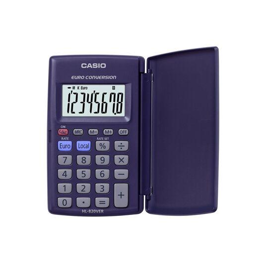 Calculatrice de poche HL-820VER
