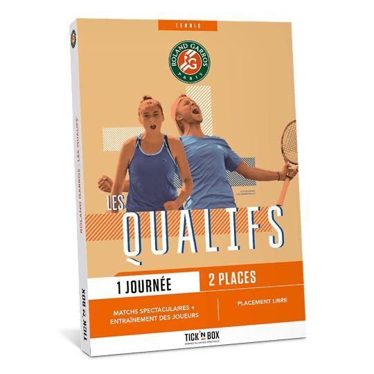 Roland Garros - Qualifications WONDERBOX
