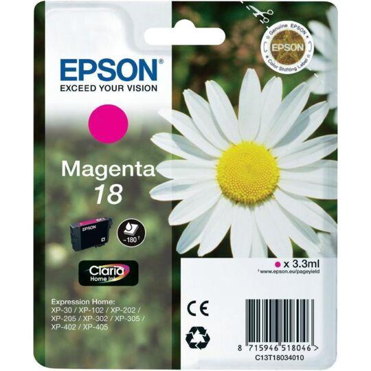 Cartouche d'encre T1803 - Magenta