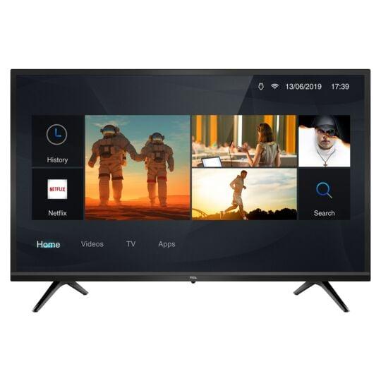 """TV LED HD 32"""" 80 cm - 32S510 - Noir"""