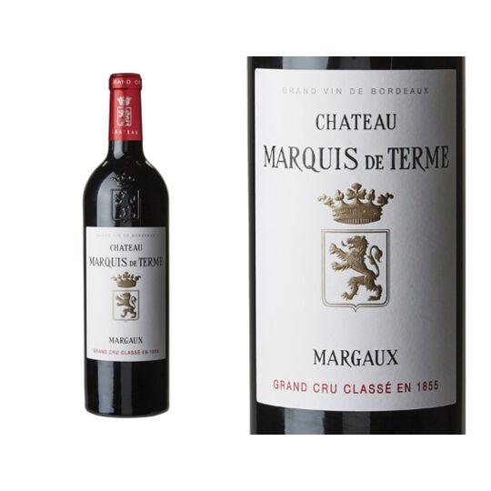 Château Marquis De Terme 2014 - Vin  Rouge