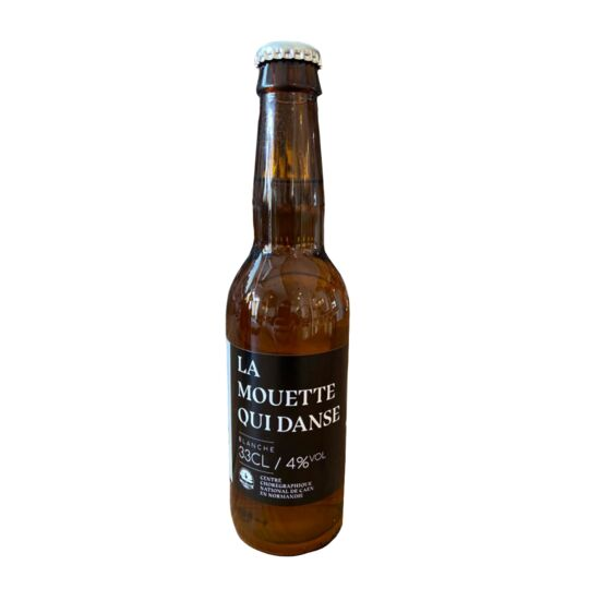 Bière Blanche Cardamome 33cl