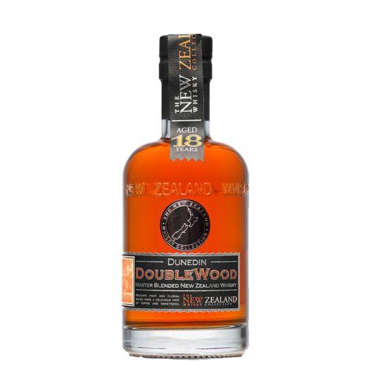 New Zealand Whisky (the) 18 Ans Dunedin Double Wood