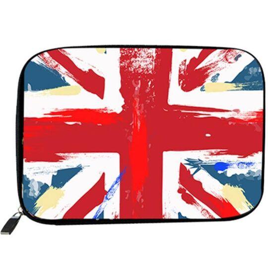 Pochette De Manucure Uk Flag Avec 10 Vernis - Idée Cadeau Beauté GLOSS