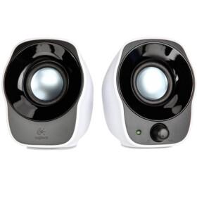 LOGITECH Haut-parleur 2.0 Z120 - 980-000513 - Noir et Blanc