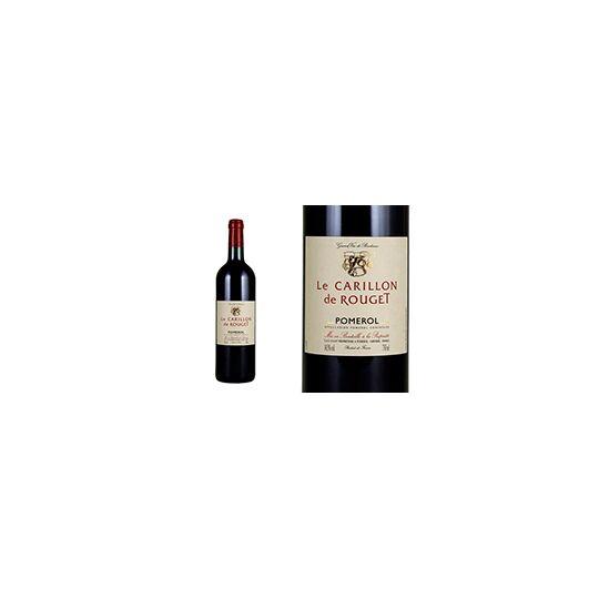 Le Carillon De Rouget 2013 - Vin  Rouge