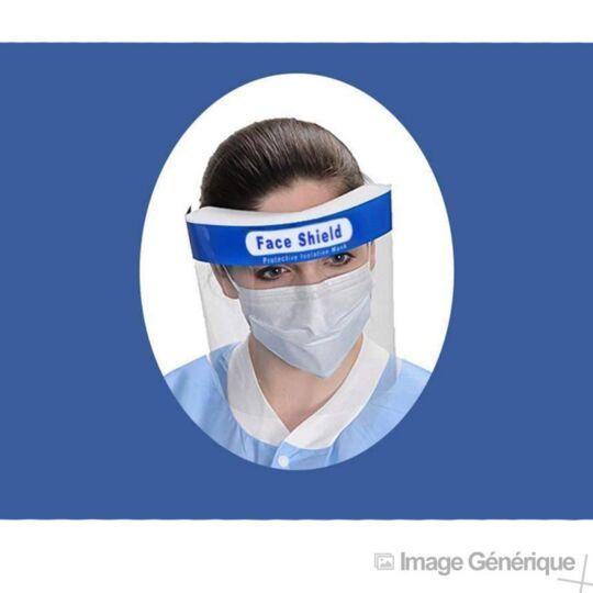 Visières De Protection Facial GÉNÉRIQUE