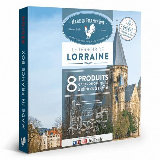 Coffret Cadeau Le Terroir De Lorraine