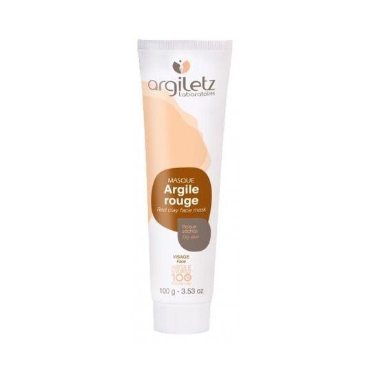 Masque Argile Rouge ARGILETZ