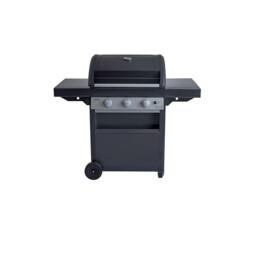 CAMPINGAZ Barbecue à gaz CLASS 3  LBD - Grille et Plancha en acier - 61 x 45 cm CAMPINGAZ