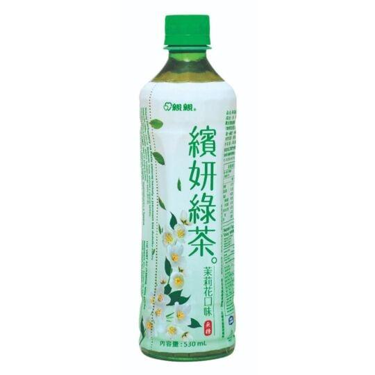 Boisson Thé Vert Au Jasmin Sans Sucres Ajoutés 530ml - 6 Bouteilles CHIN CHIN