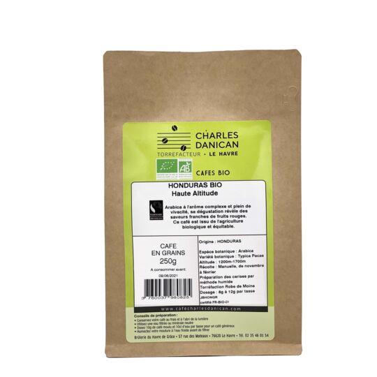 Café Honduras Bio 250g Grains