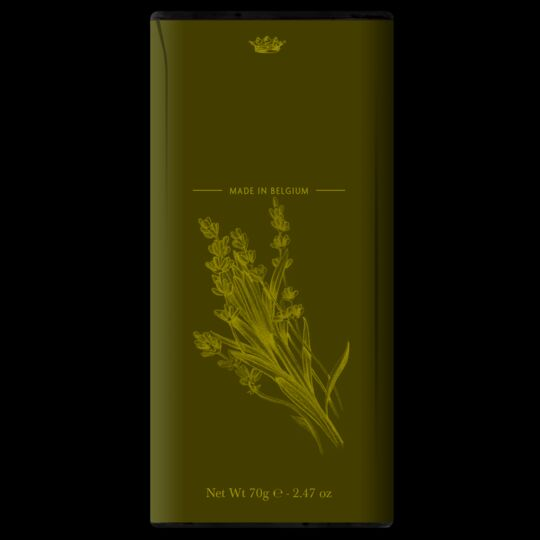 Tablette de chocolat noir 60% - Lavande Fine CHOCOLAT DOLFIN