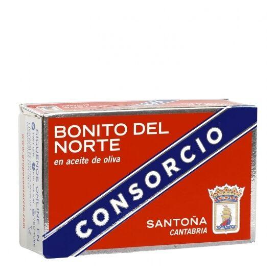 Bonito Del Norte (thon) À L'huile Consorcio 82 Grs