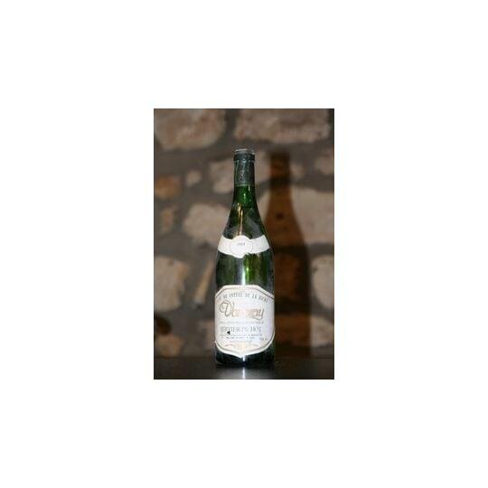Vin Blanc, Domaine Bertier Pichot 1985