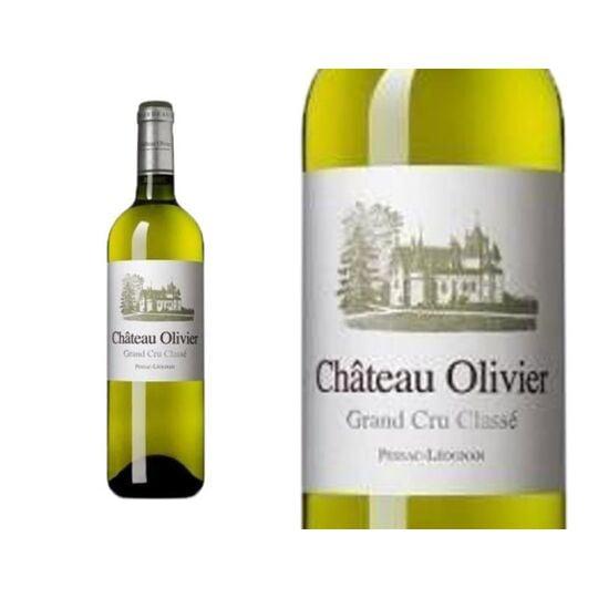 Chateau Olivier Blanc 2015 - Vin  Blanc