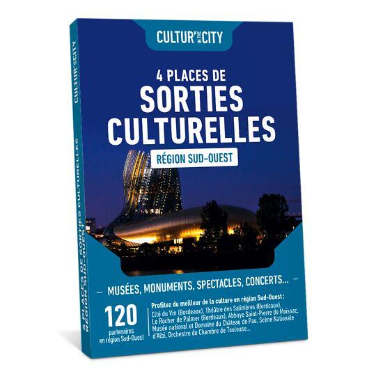 Sorties Culturelles Nouvelle Aquitaine WONDERBOX