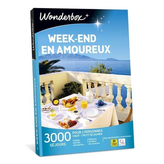 Week-end En Amoureux WONDERBOX