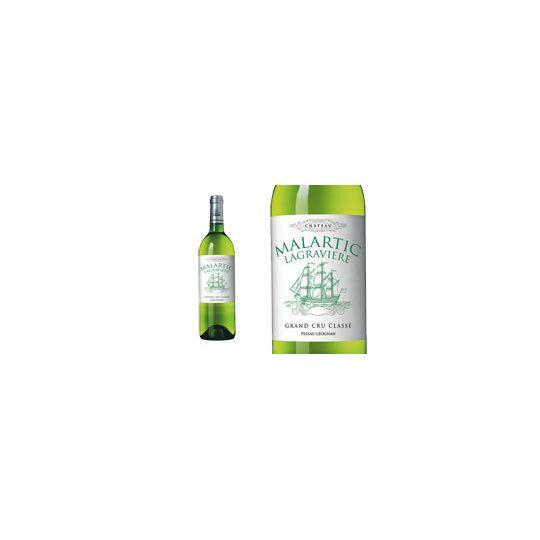 Château Malartic-lagravière Blanc 2013 - Vin  Blanc