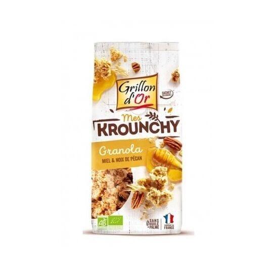Krounchy Granola GRILLON D'OR