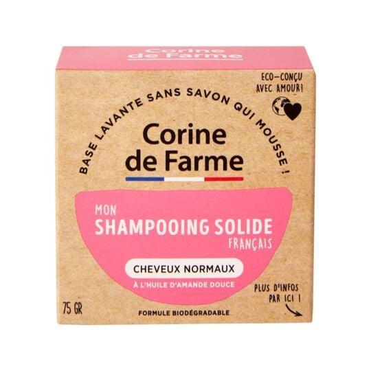 Mon Shampooing Solide Français Cheveux Normaux