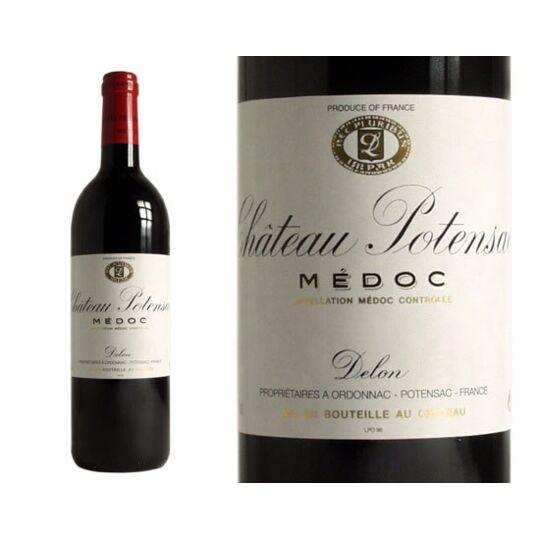 Château Potensac 2005 - Vin  Rouge