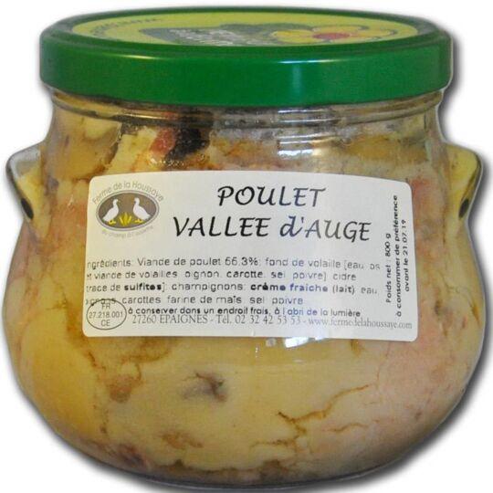 Poulet Vallee d'Auge