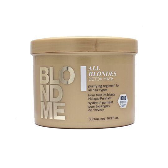 Masque Purifiant Pour Tous Les Blonds Blondme 500ml