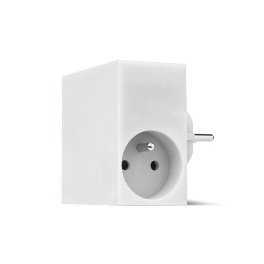 Chargeur 3 USB-A & 2 Outlets - HIDEBLISTWH - Blanc