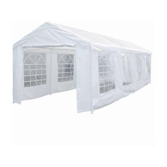 """Tente De Réception """"celia"""" En Polyéthylène - 25.81  M² - 890 X 290 X 27 HABITAT ET JARDIN"""