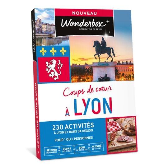 Coups De Cœur À Lyon WONDERBOX
