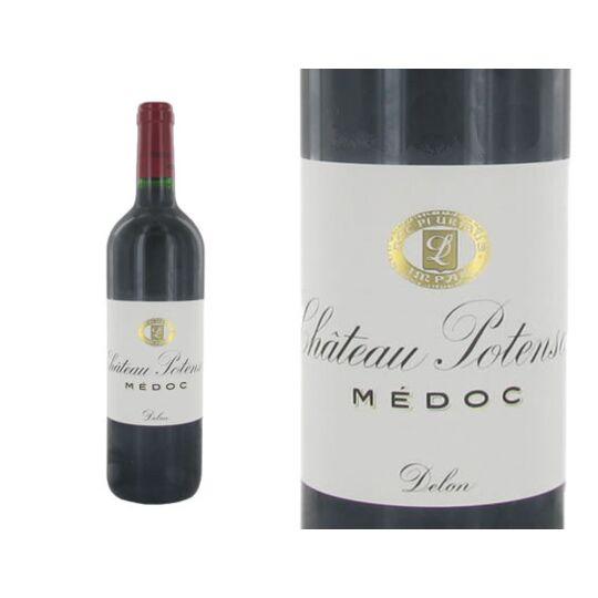 Château Potensac 2015 - Vin  Rouge
