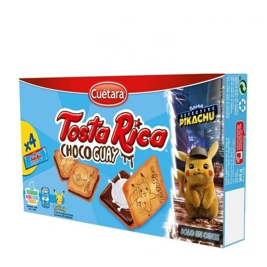 Biscuits Chocoguay Tosta Rica Cuétara 168 G.