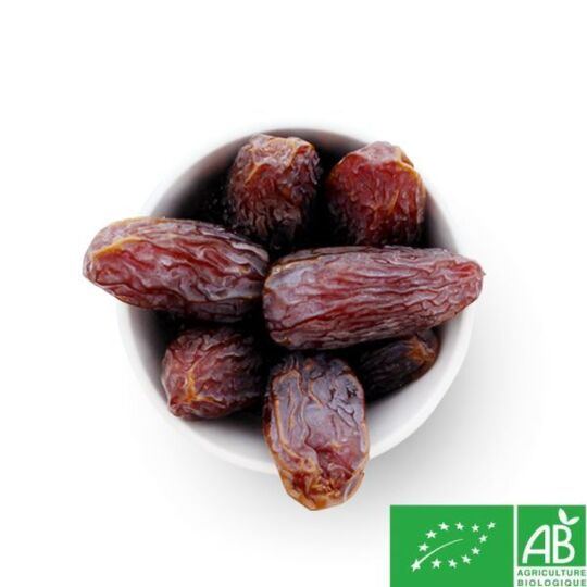Fruits Secs : Dattes Medjoul Bio GULA