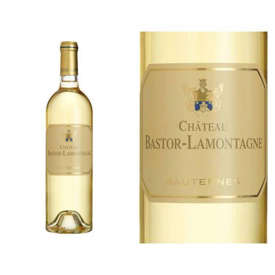 Château Bastor Lamontagne 2012 - Vin  Blanc
