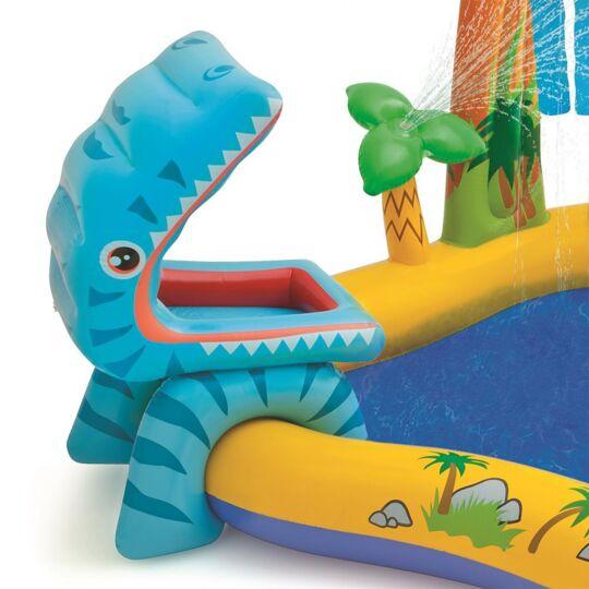 Aire De Jeux Gonflable Dinosaure INTEX