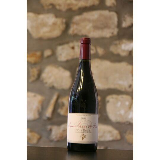 Vin Rouge, Domaine Louis Verge 2008