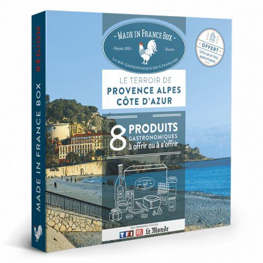 Coffret Cadeau Le Terroir De Provence Alpes Côte D'azur