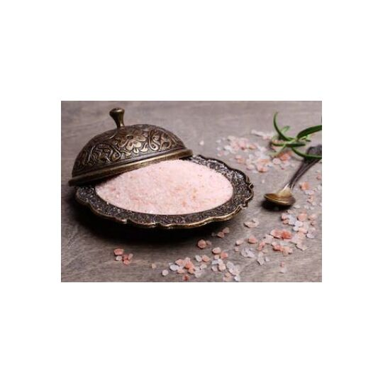 Sel Extra Fin Rose Igp De L'himalaya - 500g - Hecosfair HECOSFAIR