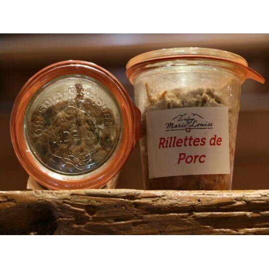 Rillette Pur Porc REFUGE DE MARIE-LOUISE