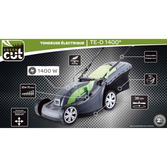 Tondeuse électrique - 1400W
