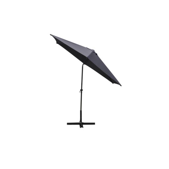 Parasol Lagoa 300 - Central Inclinable - Anthracite