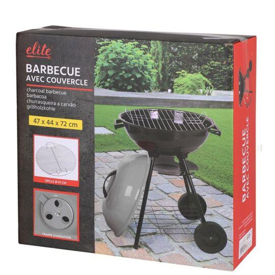 Barbecue Avec Couvercle LES DOUCES NUITS DE MAE