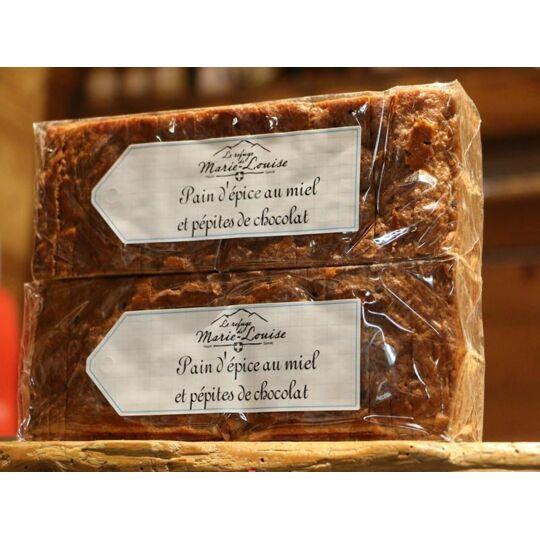 Pain D'épice Pépite De Chocolat REFUGE DE MARIE-LOUISE