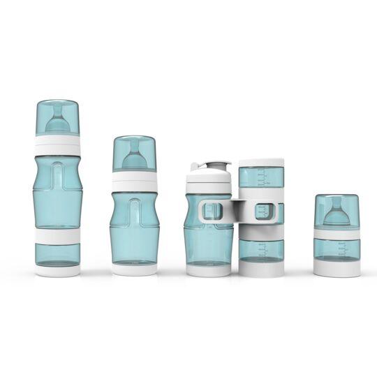 NATIDIV - Biberon et Doseur de lait - Coffret Évolutif NATIDIV